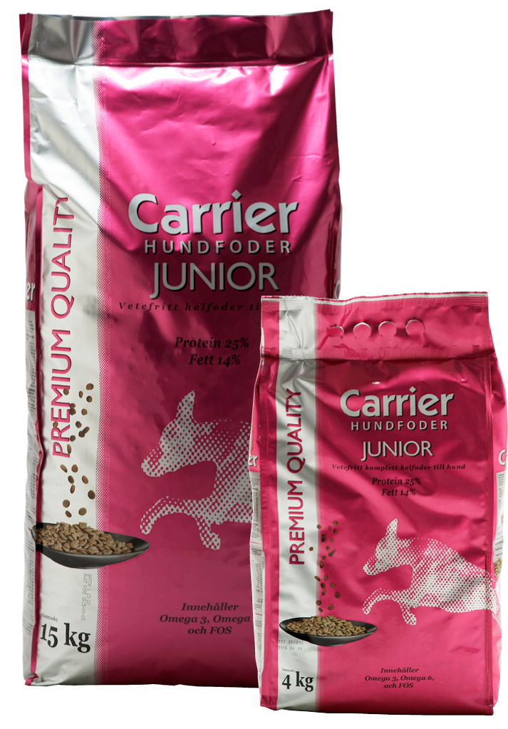 carrier junior dosering